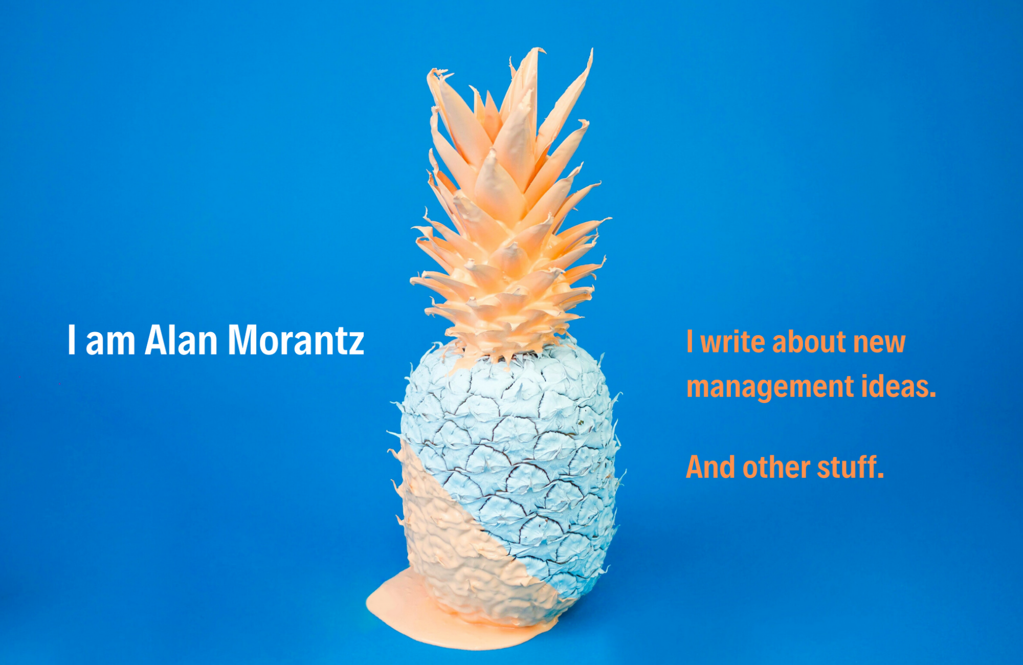Alan Morantz New